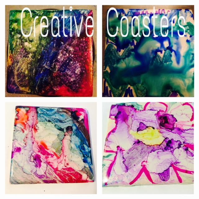 Creative coasters unusual fit decor for Creative coasters